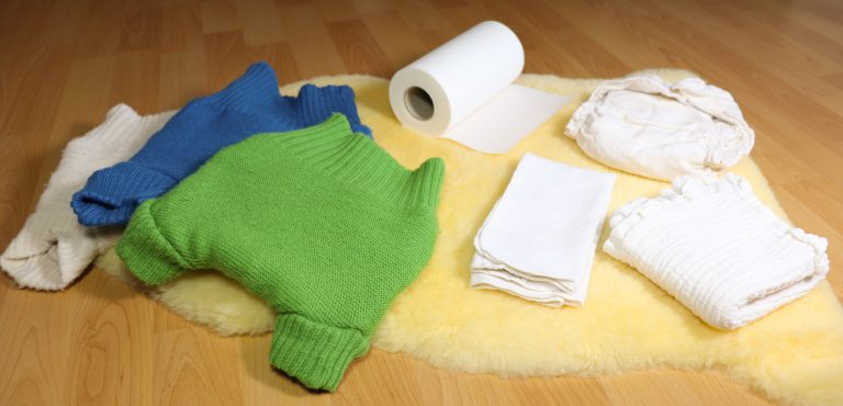 Low waste baby zero waste baby stoffwindeln mullwindeln überhose molton